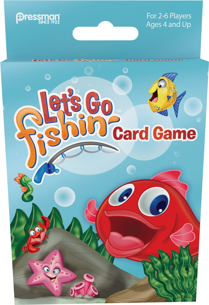 Let's Go Fish™ Card Game