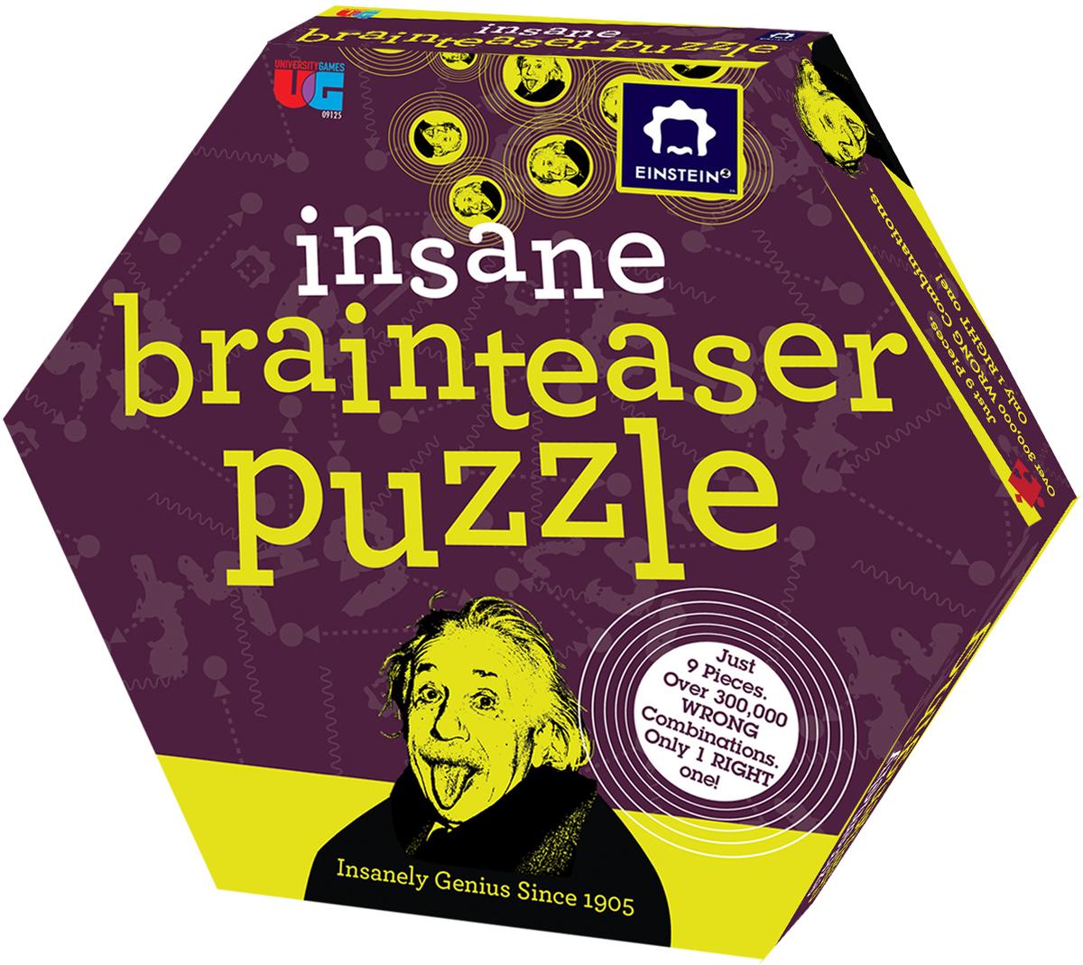 Insane Brainteaser Puzzle