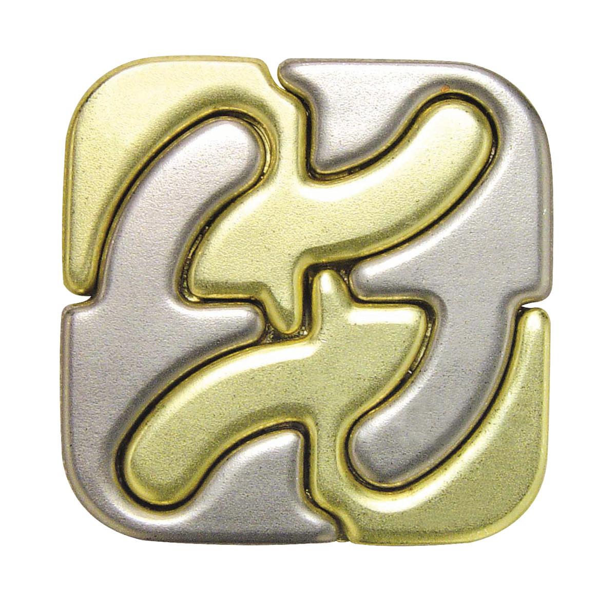 Hanayama -  Square Puzzle Brain Teaser