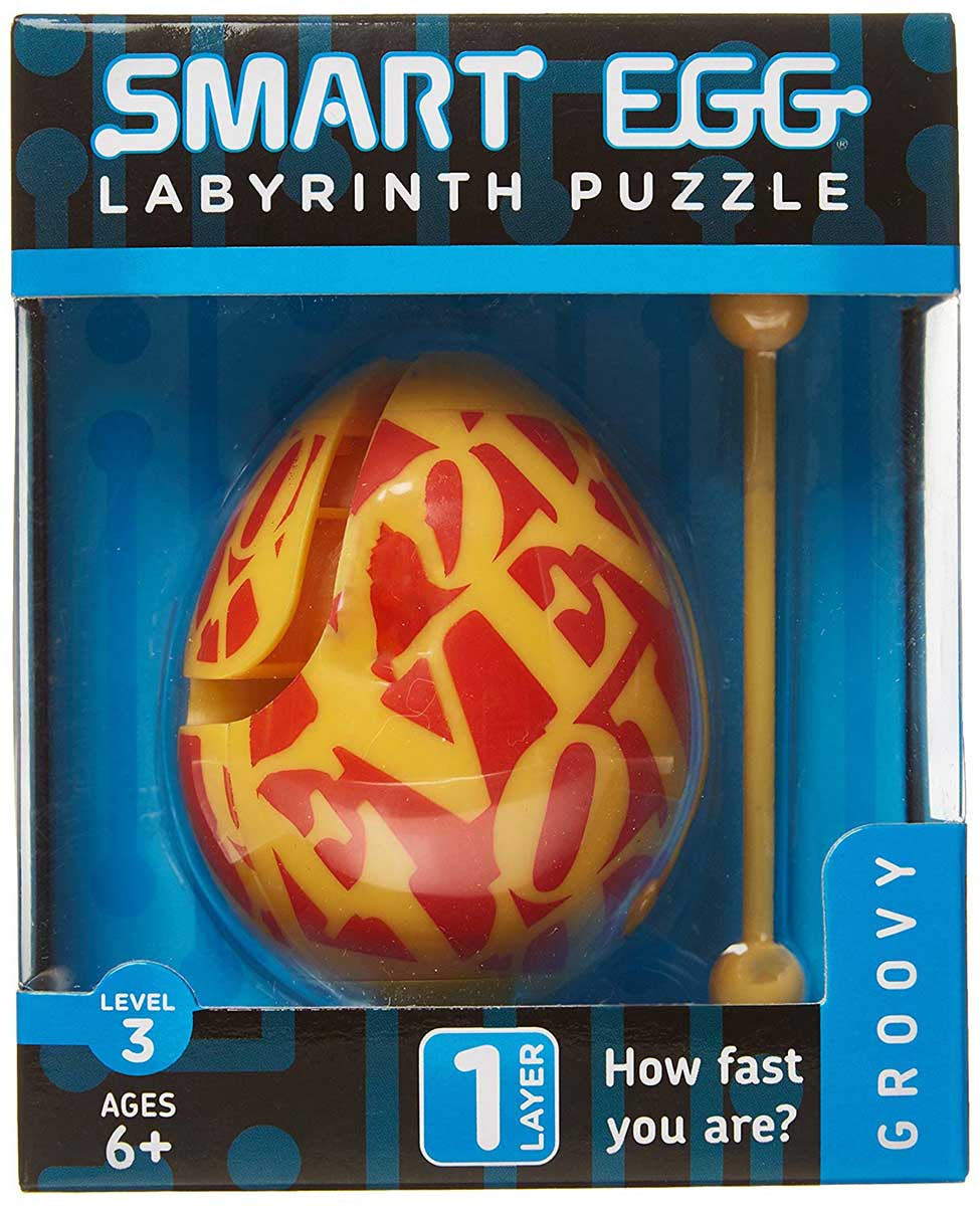 1-Layer Smart Egg - Groovy - Level 1