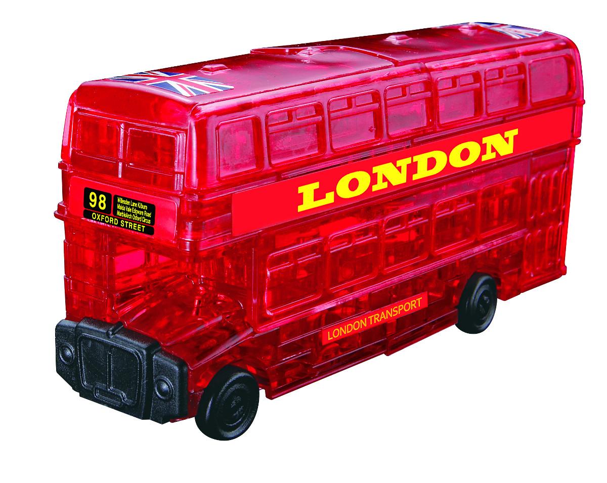 London Bus Vehicles Jigsaw Puzzle