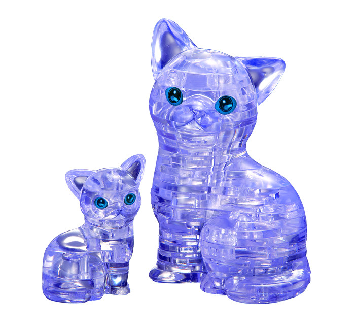 Cat & Kitten Cats Jigsaw Puzzle