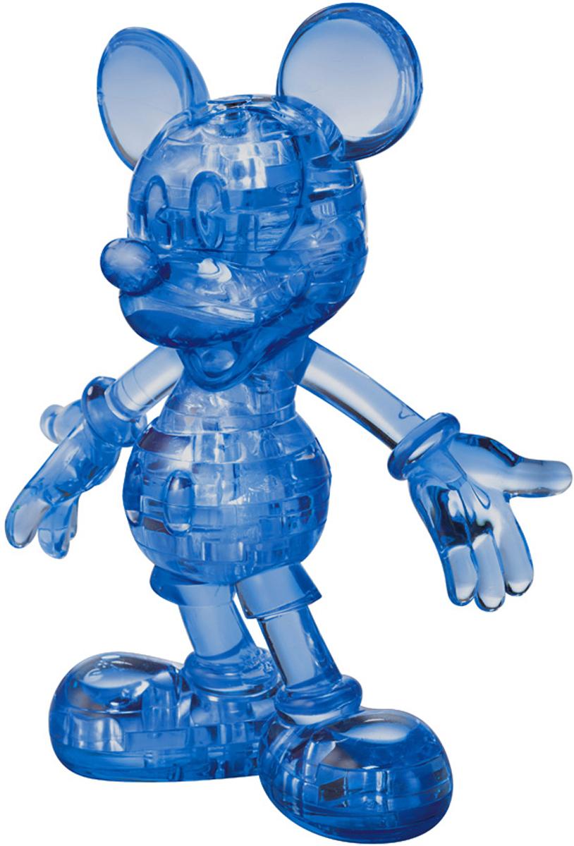 Dark Blue Mickey Mouse Disney 3D Puzzle