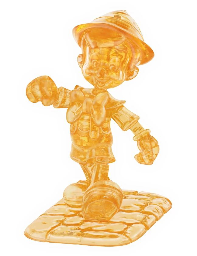Pinocchio Disney 3D Puzzle