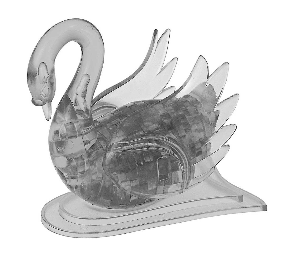 Black Swan Birds 3D Puzzle