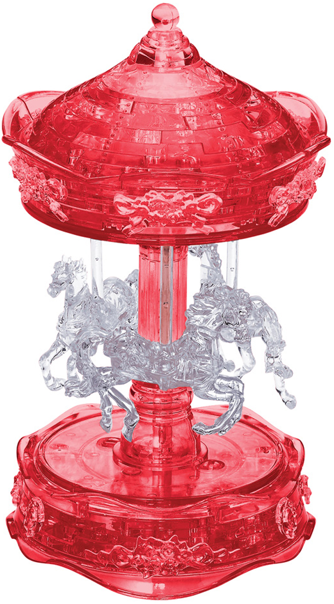 Carousel Carnival 3D Puzzle
