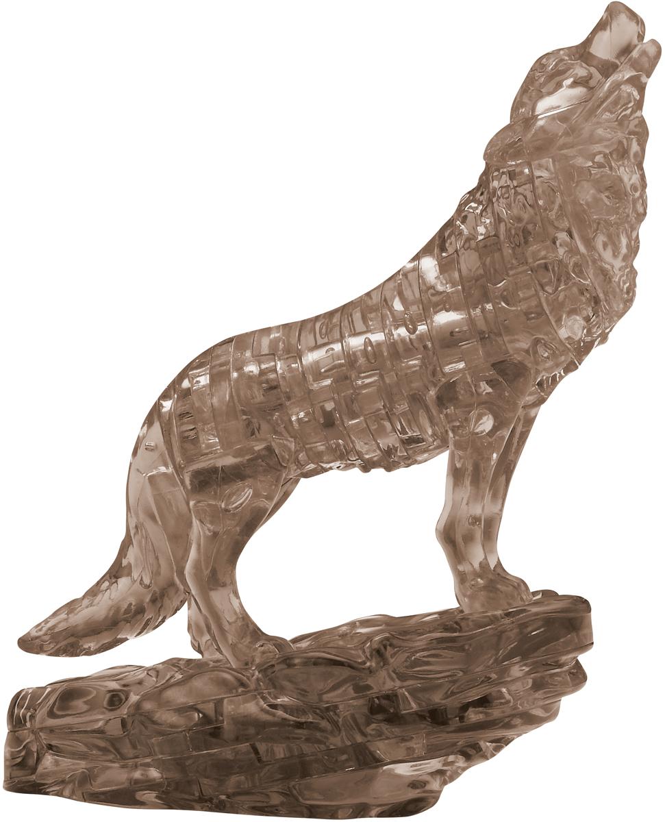 Brown Wolf Animals 3D Puzzle