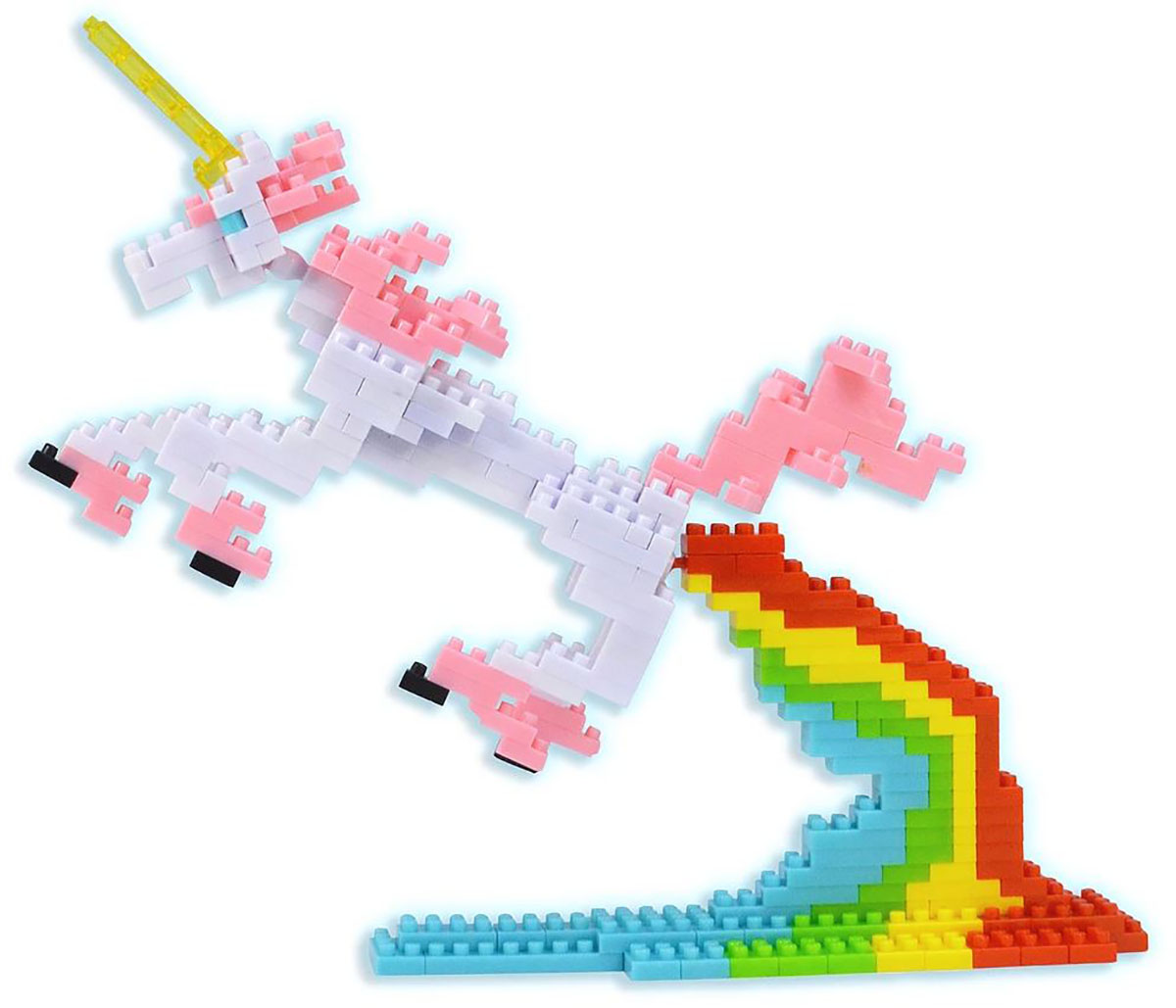 Unicorn Unicorns 3D Puzzle