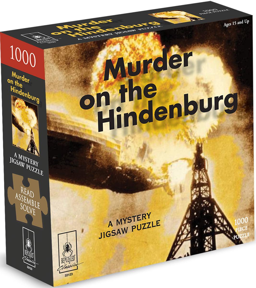 Murder on the Hindenburg Murder Mystery