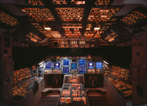 space shuttle home cockpit - photo #11