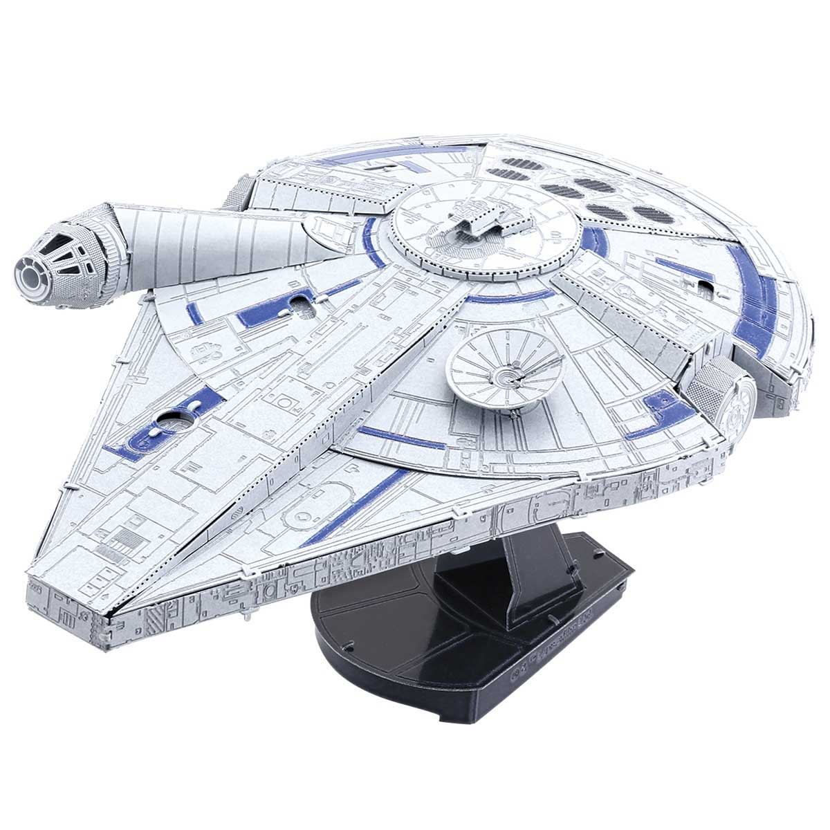 Lando Calrissian's Millennium Falcon Space Metal Puzzles