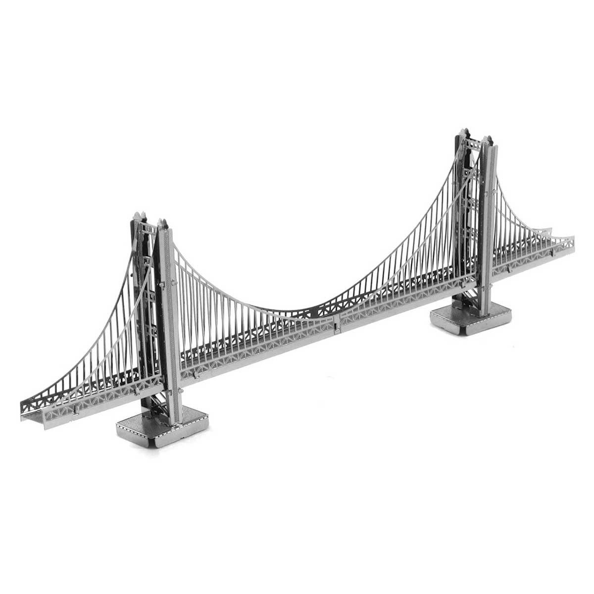 Golden Gate Bridge San Francisco Metal Puzzles