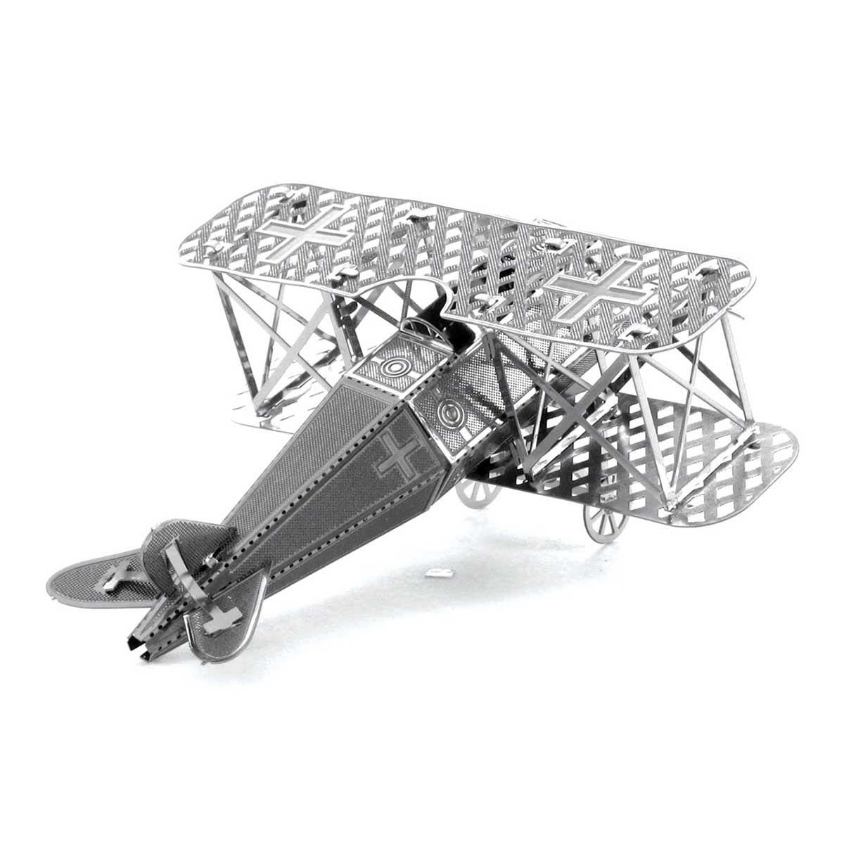Fokker D-VII Planes Metal Puzzles