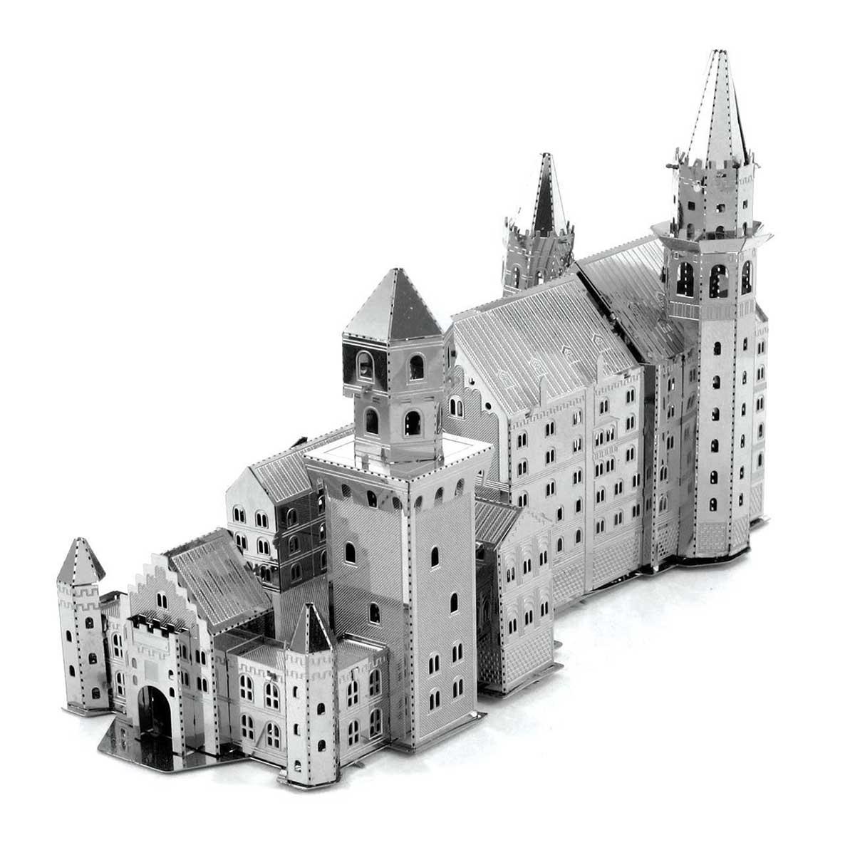 Neuschwanstein Castle Castles 3D Puzzle