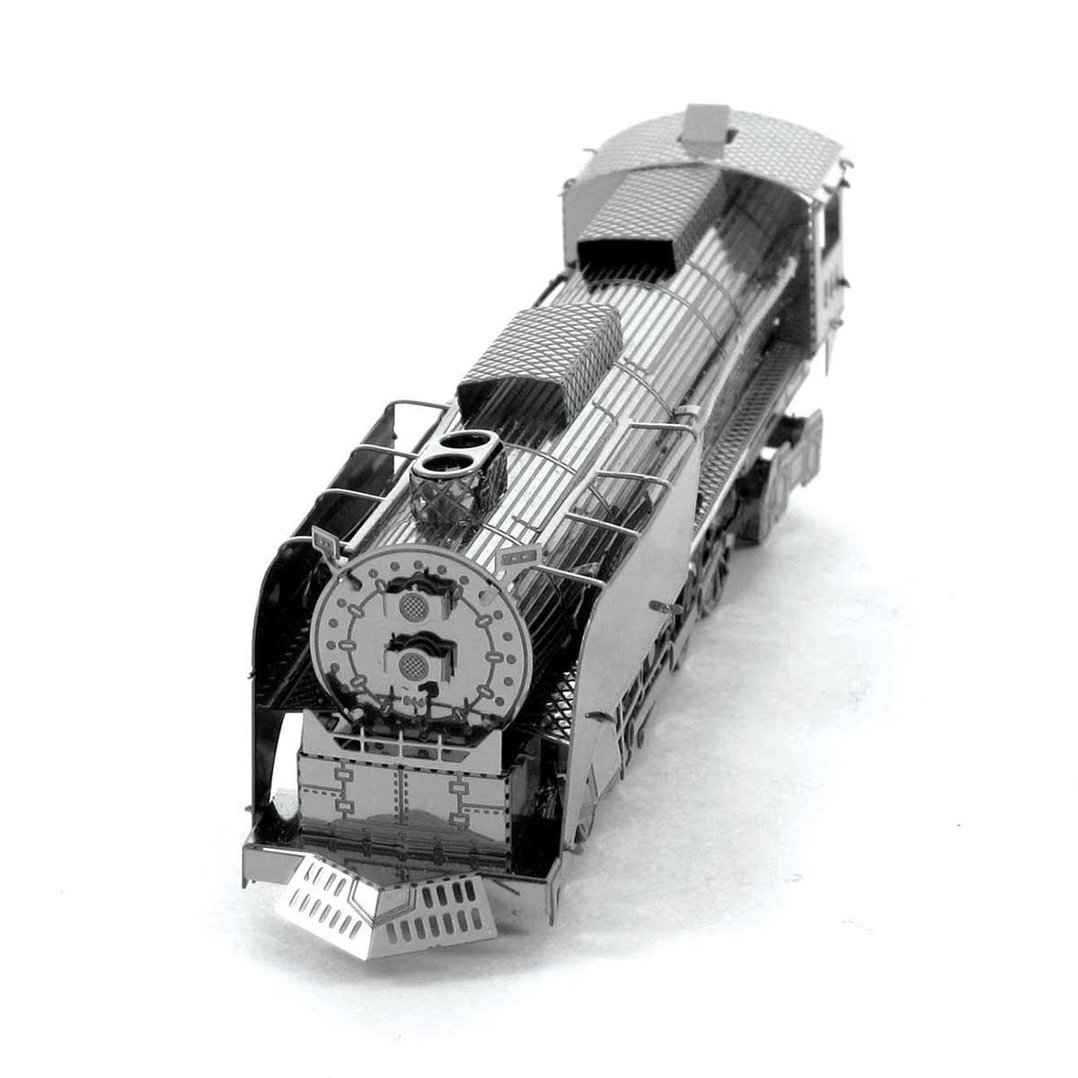 Steam Locomotive Trains Metal Puzzles