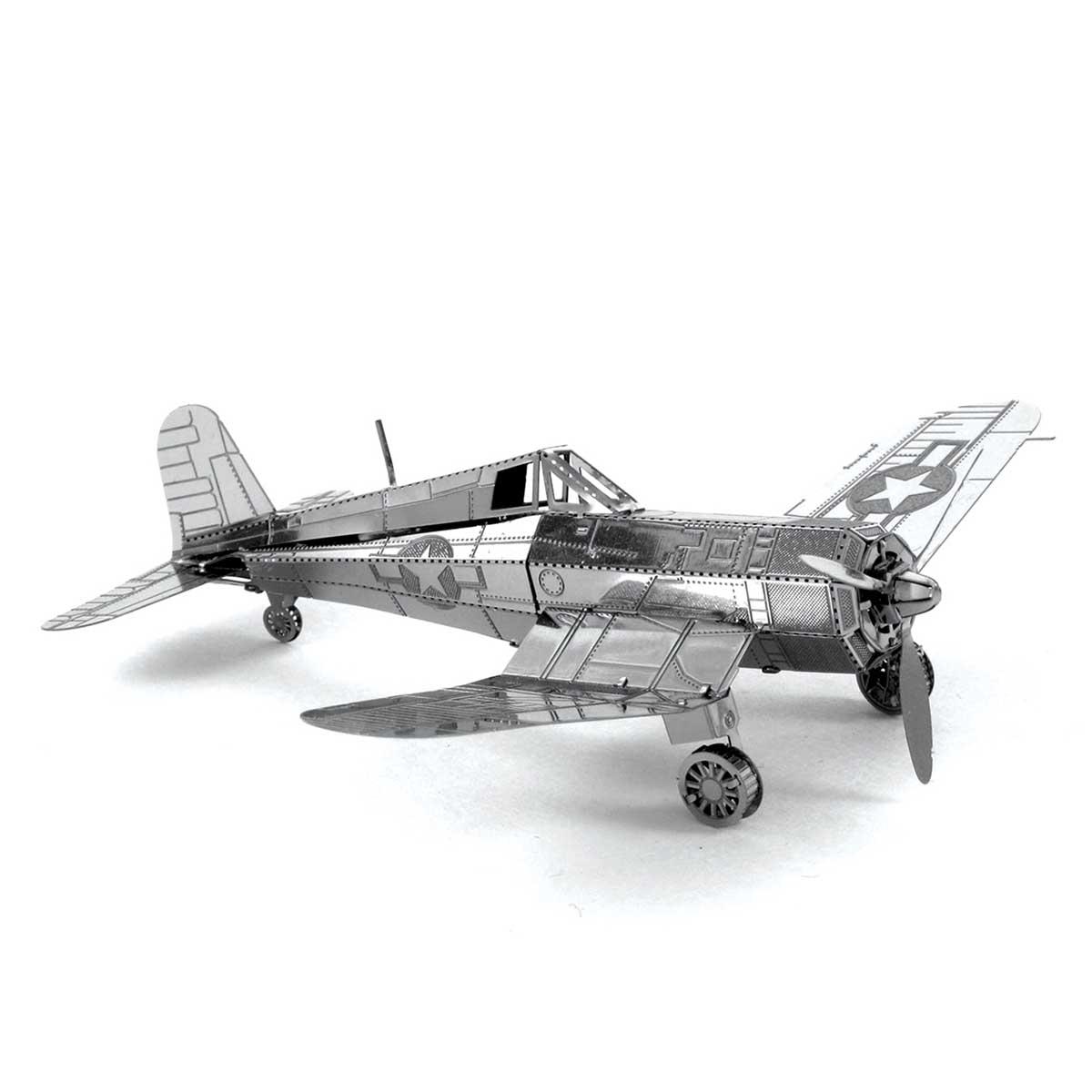 F4U Corsair Planes Metal Puzzles