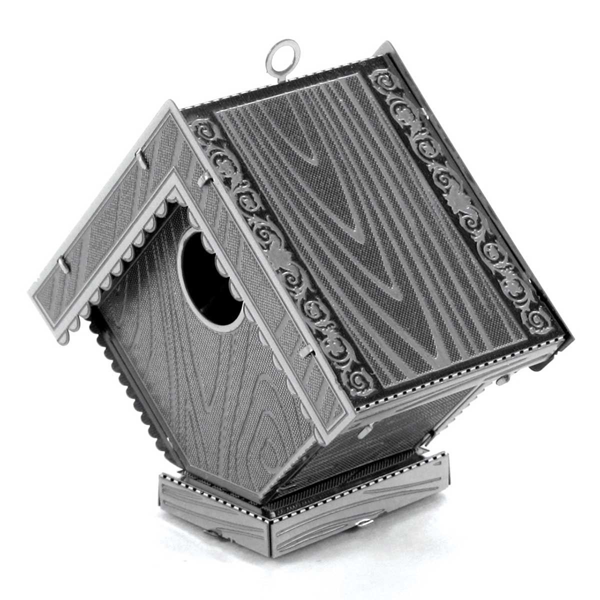 Birdhouse Birds Metal Puzzles