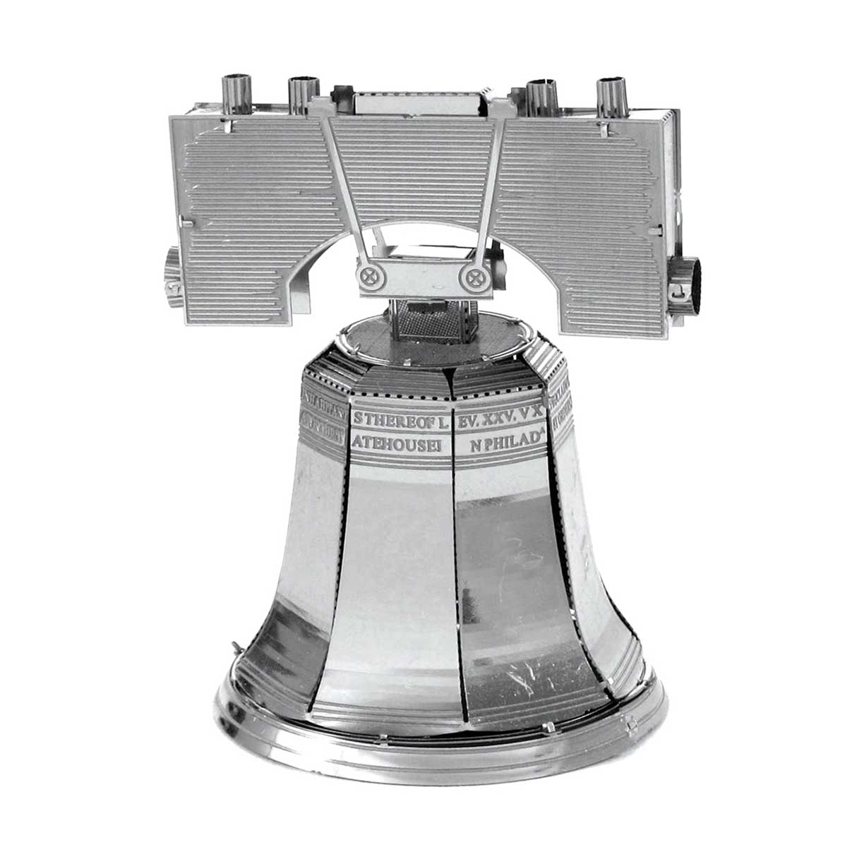 Liberty Bell Landmarks / Monuments Metal Puzzles