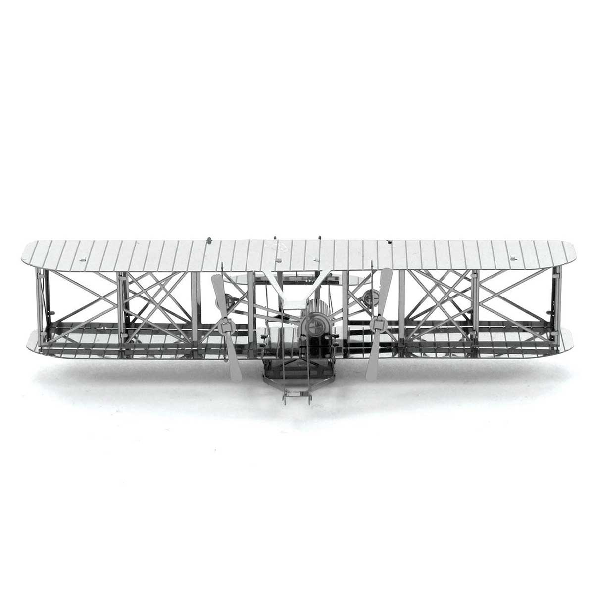 Wright Brothers Airplane Planes Metal Puzzles