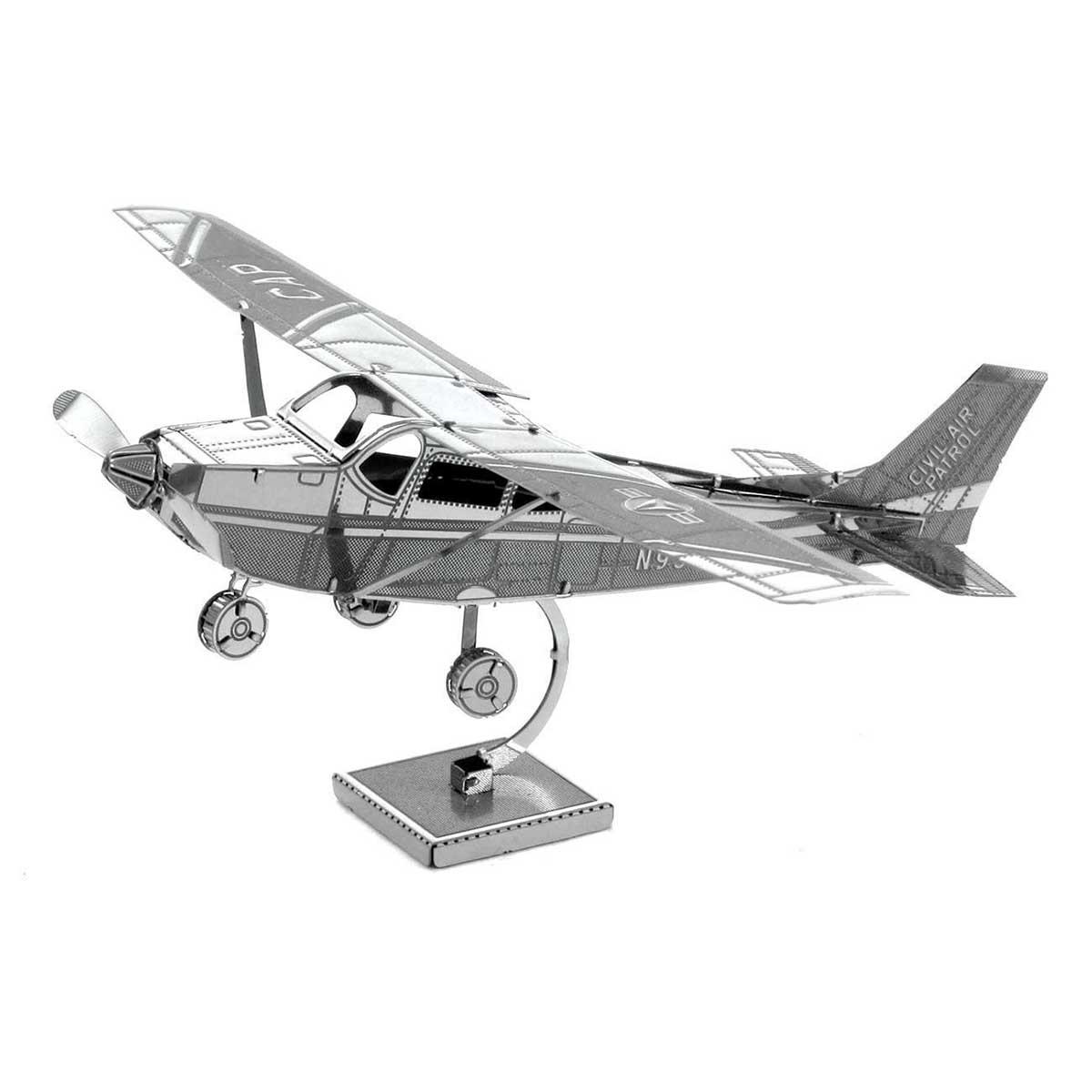 Cessna 172 Planes Metal Puzzles