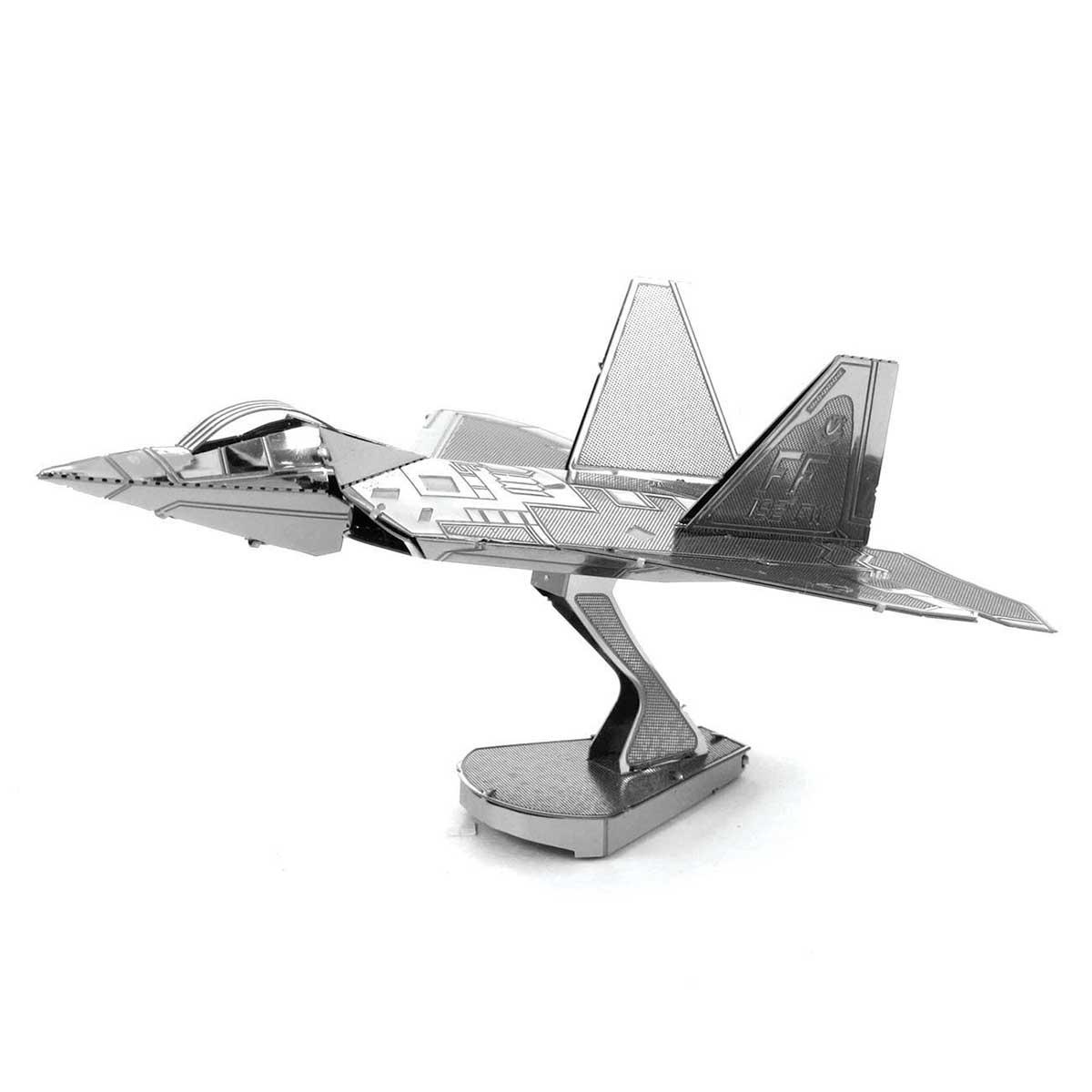 F-22 Raptor Planes Metal Puzzles
