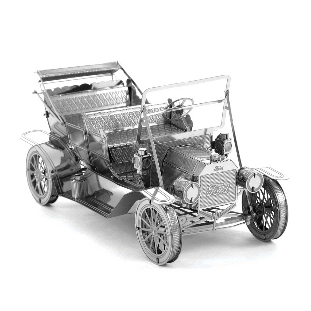 1908 Ford Model T vehicle Cars 3D Puzzle