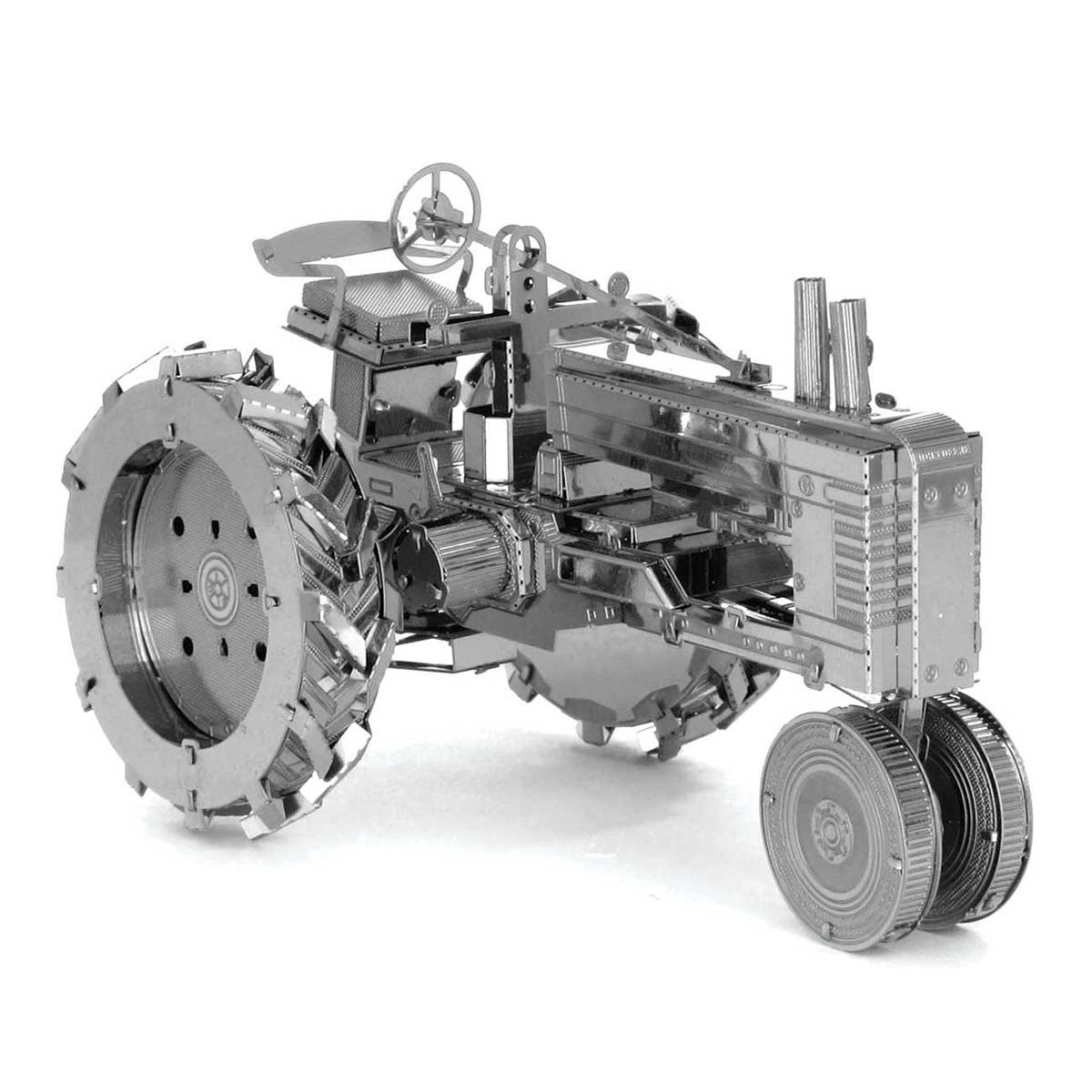 Farm tractor Cars Metal Puzzles
