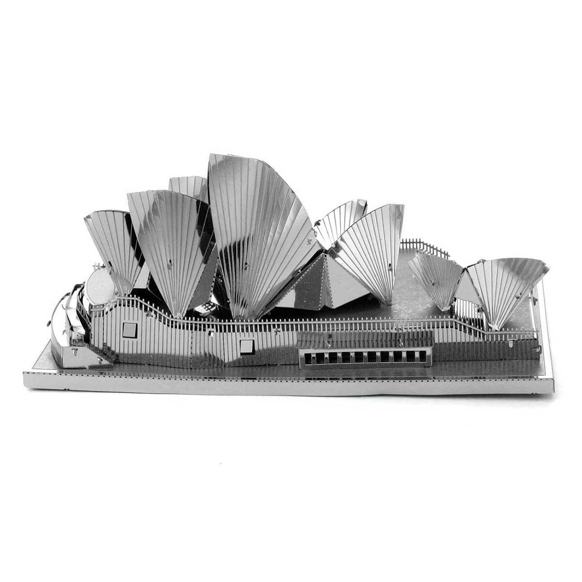Sydney Opera House Music Metal Puzzles
