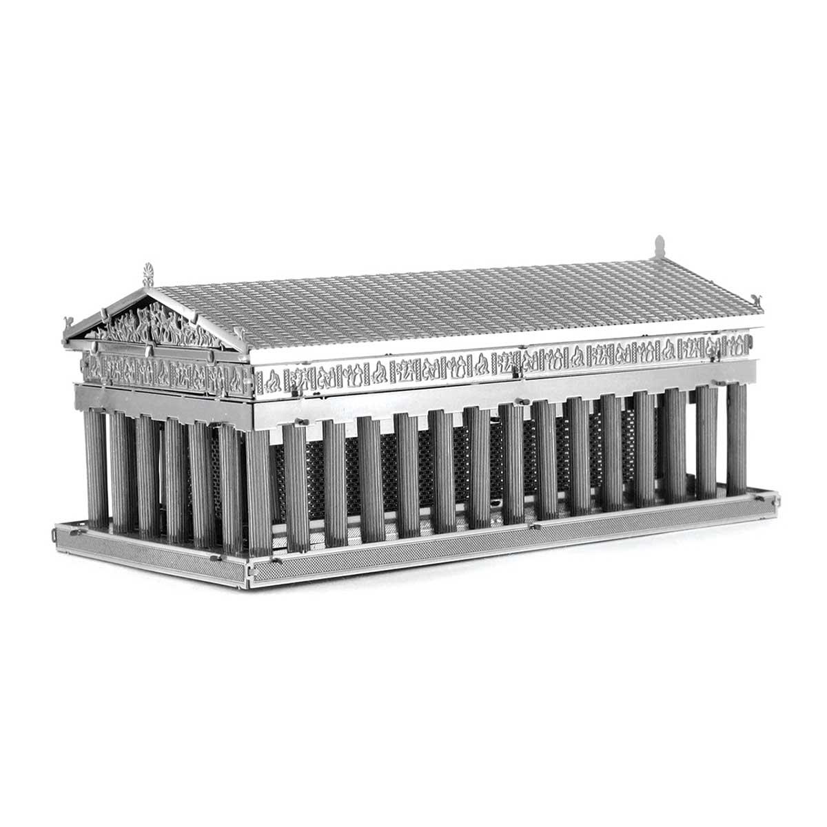 Parthenon Temple Landmarks / Monuments Metal Puzzles
