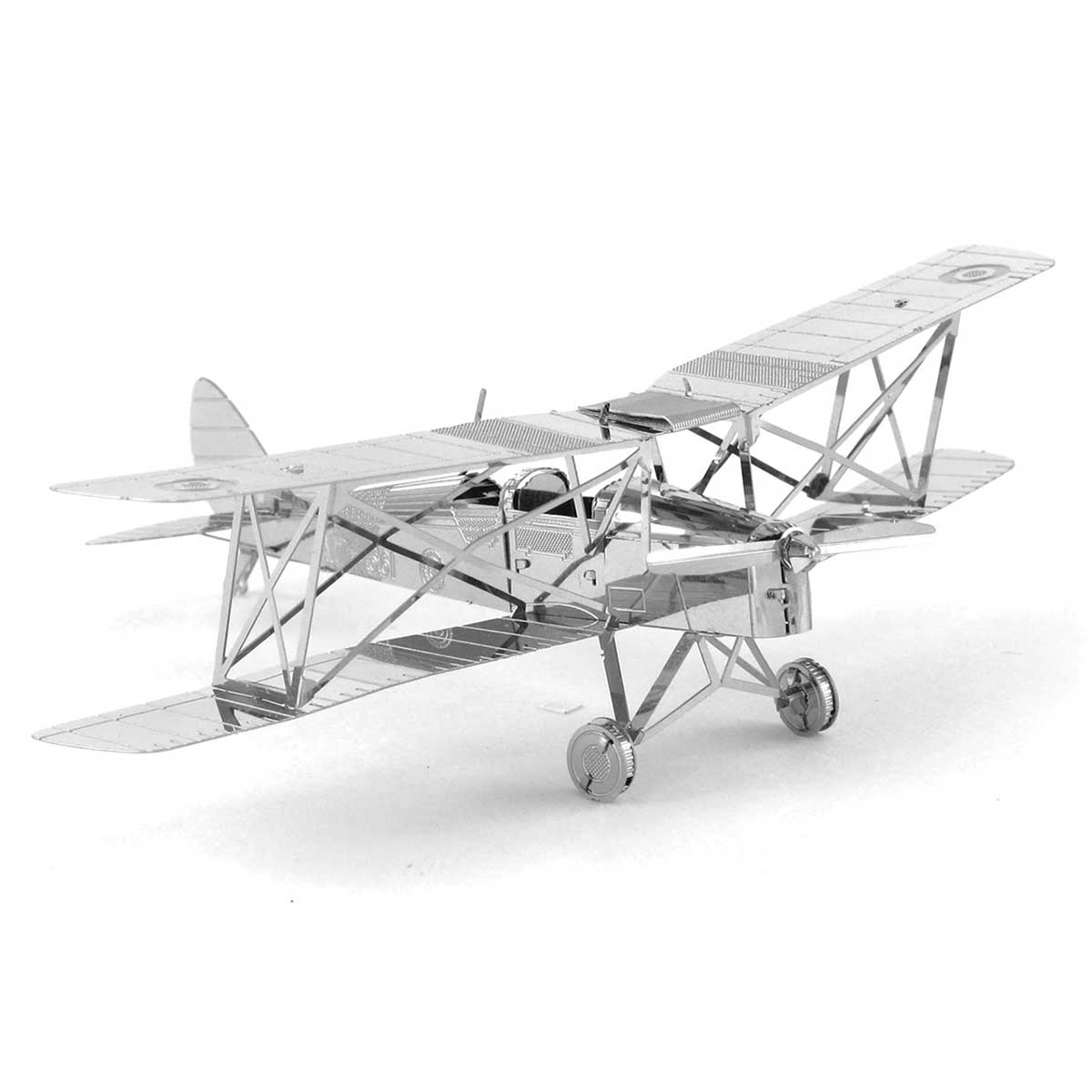 DH82 Tiger Moth Planes 3D Puzzle