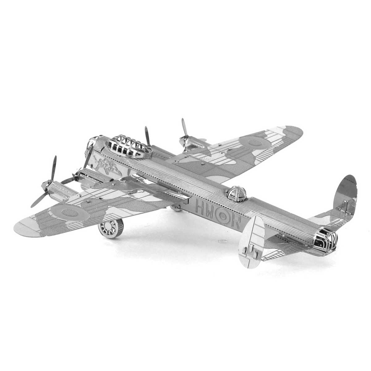 Avro Lancaster Bomber plane Planes Metal Puzzles