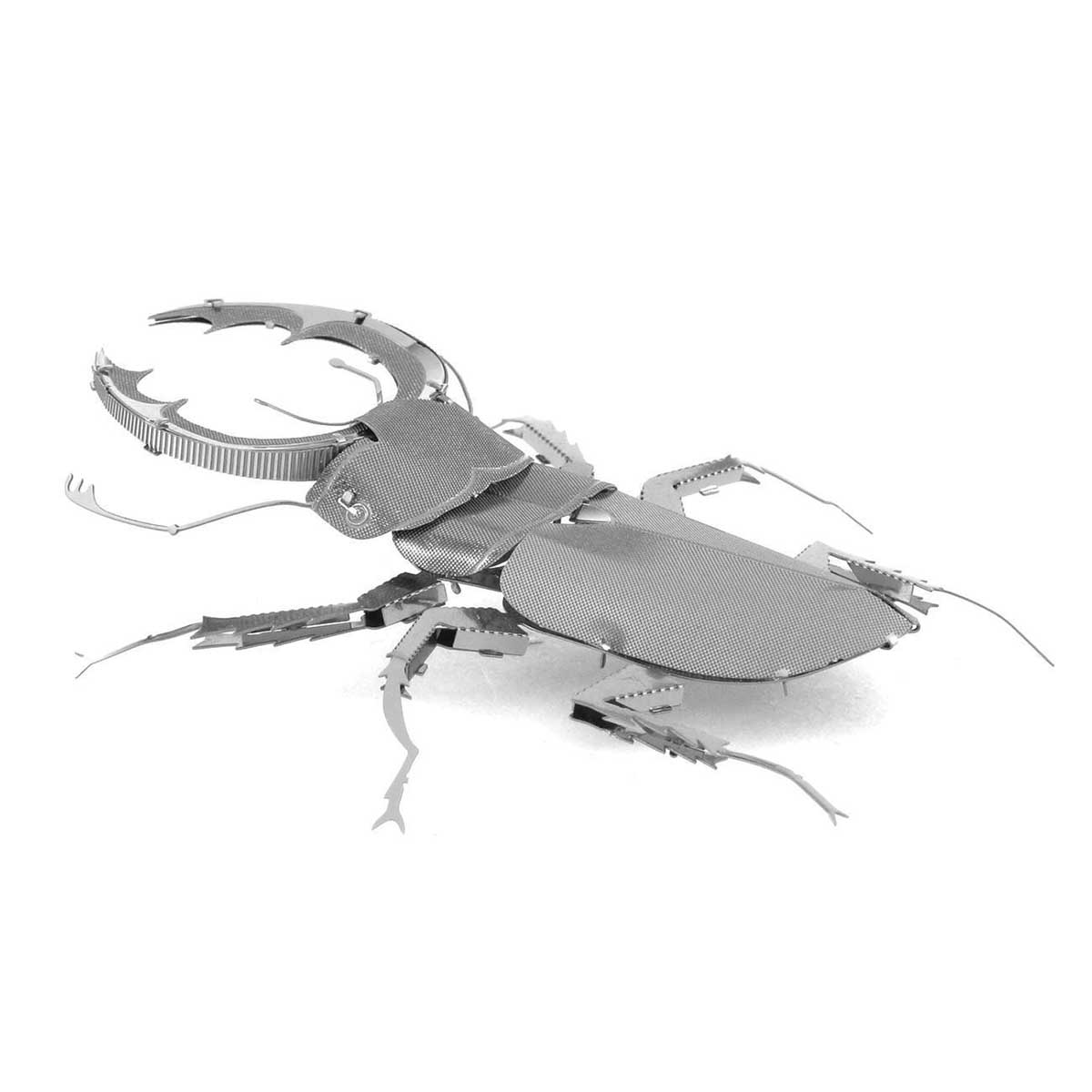 Stag Beetle Butterflies and Insects Metal Puzzles