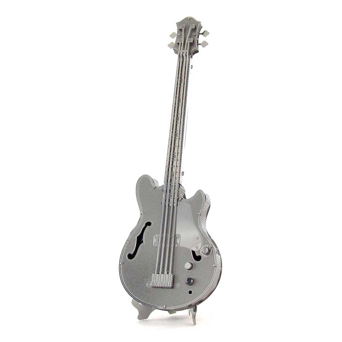 Electric Bass Guitar Music 3D Puzzle