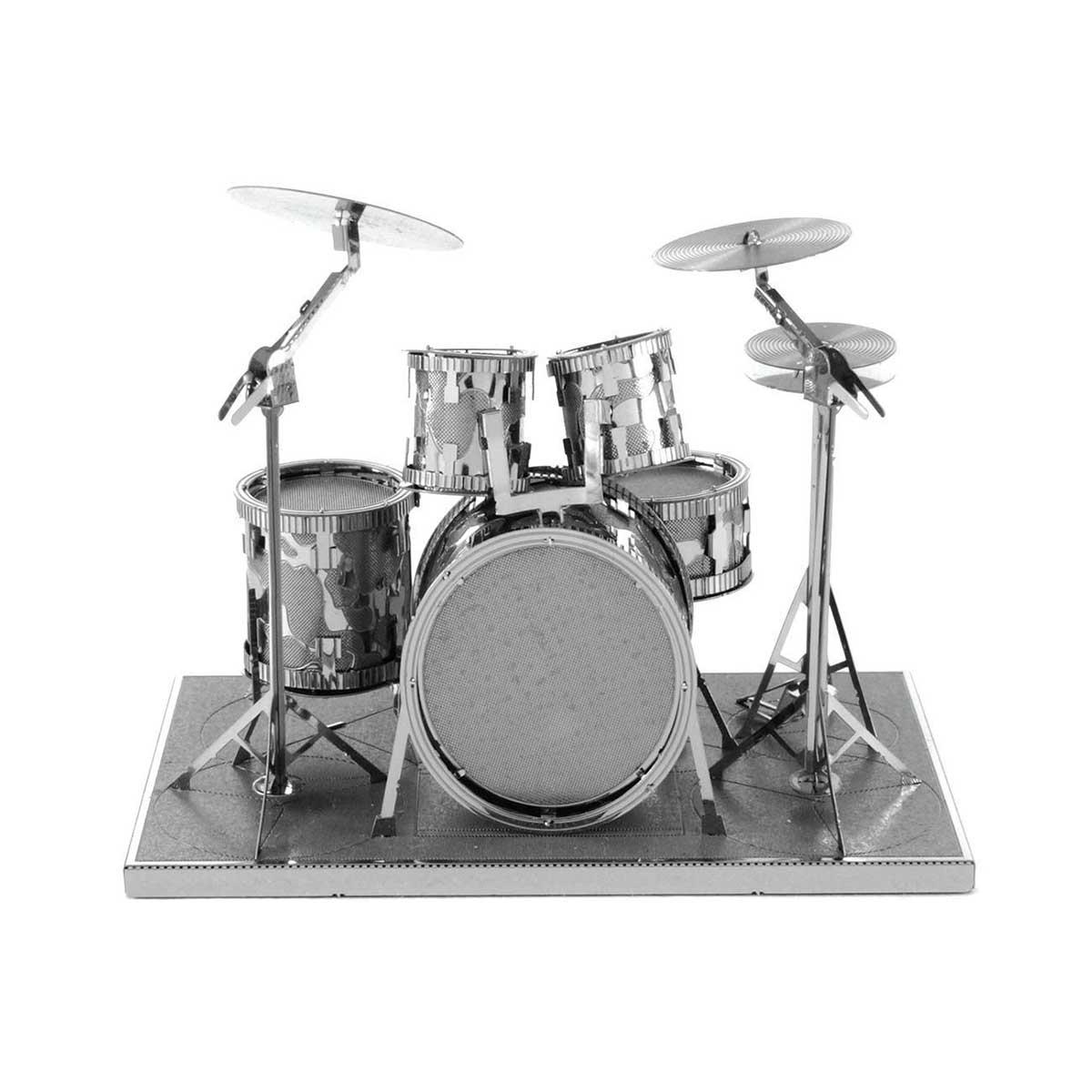 Drum Set Music Metal Puzzles
