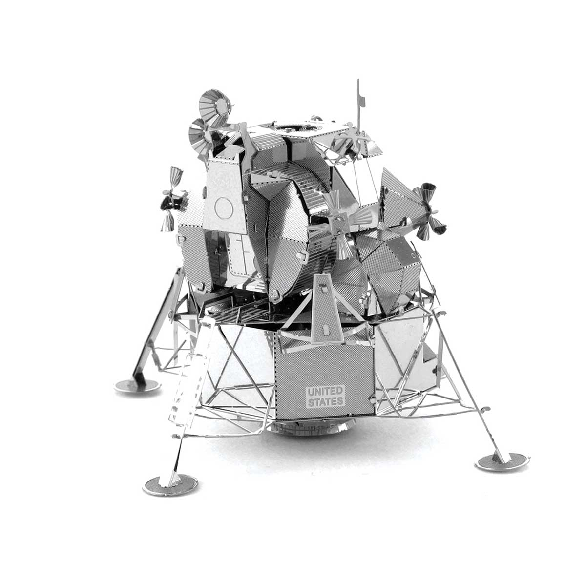 Apollo Lunar Module Space Metal Puzzles