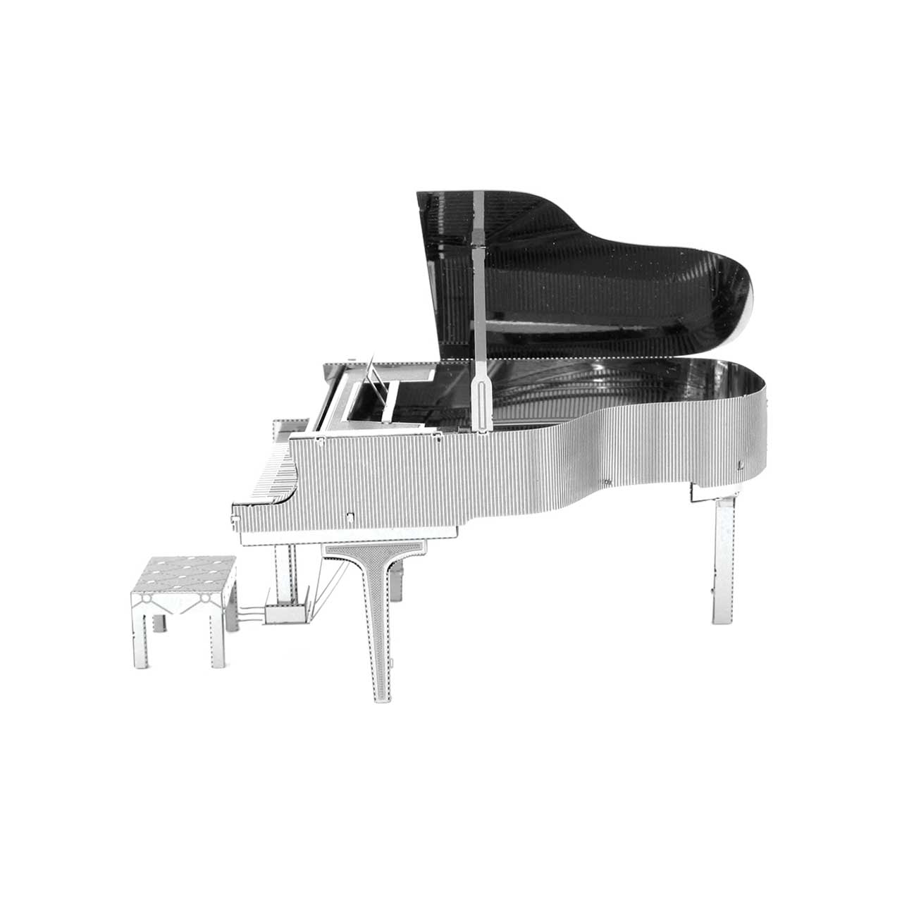 Grand Piano Music Metal Puzzles