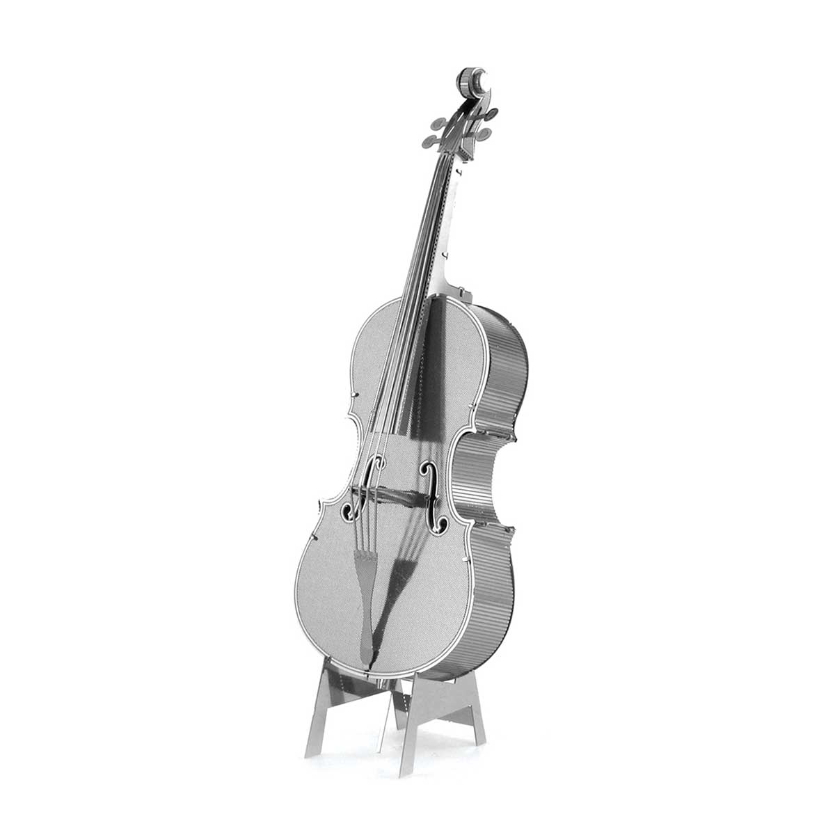 Bass Fiddle Music Metal Puzzles