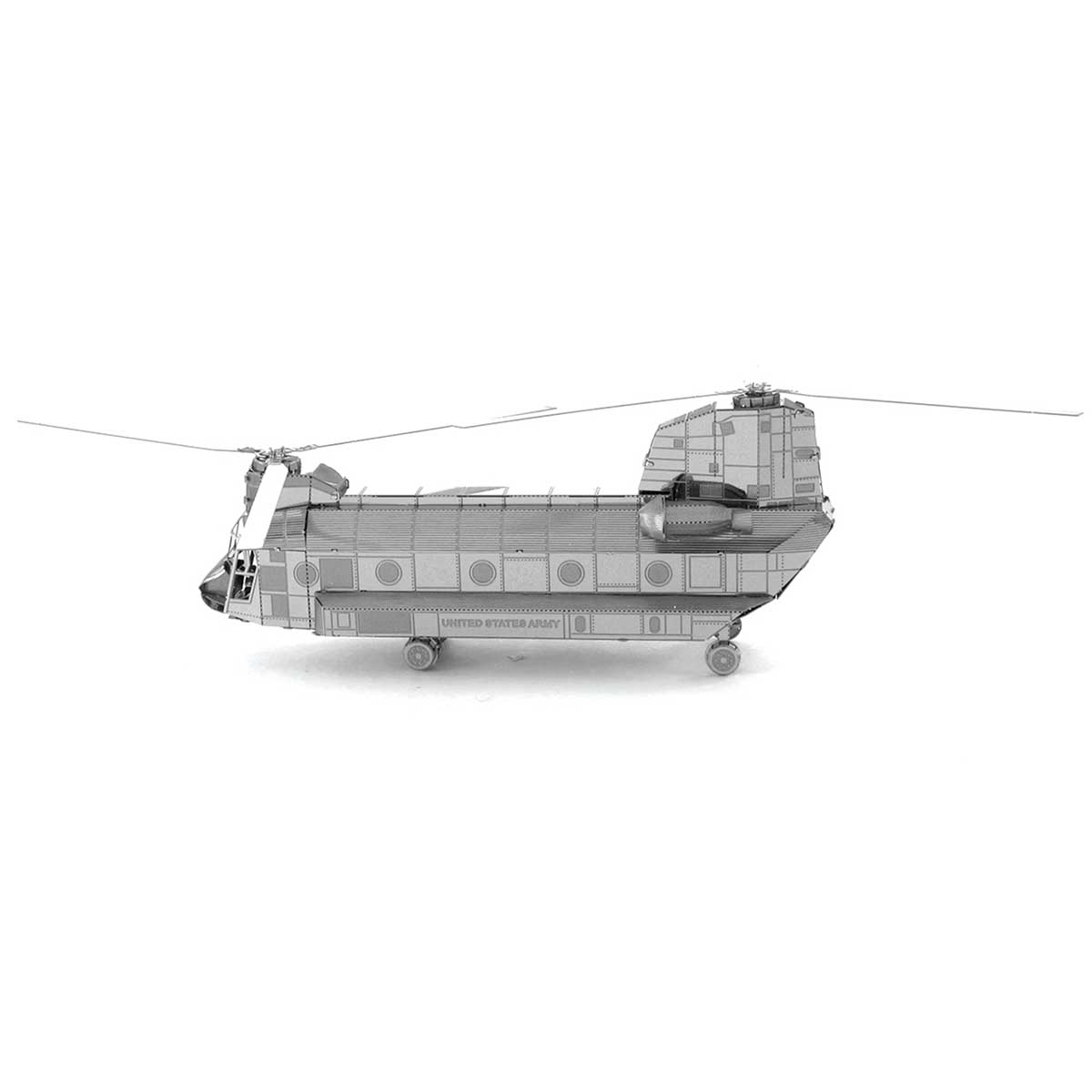 CH-47 Chinook Planes Metal Puzzles