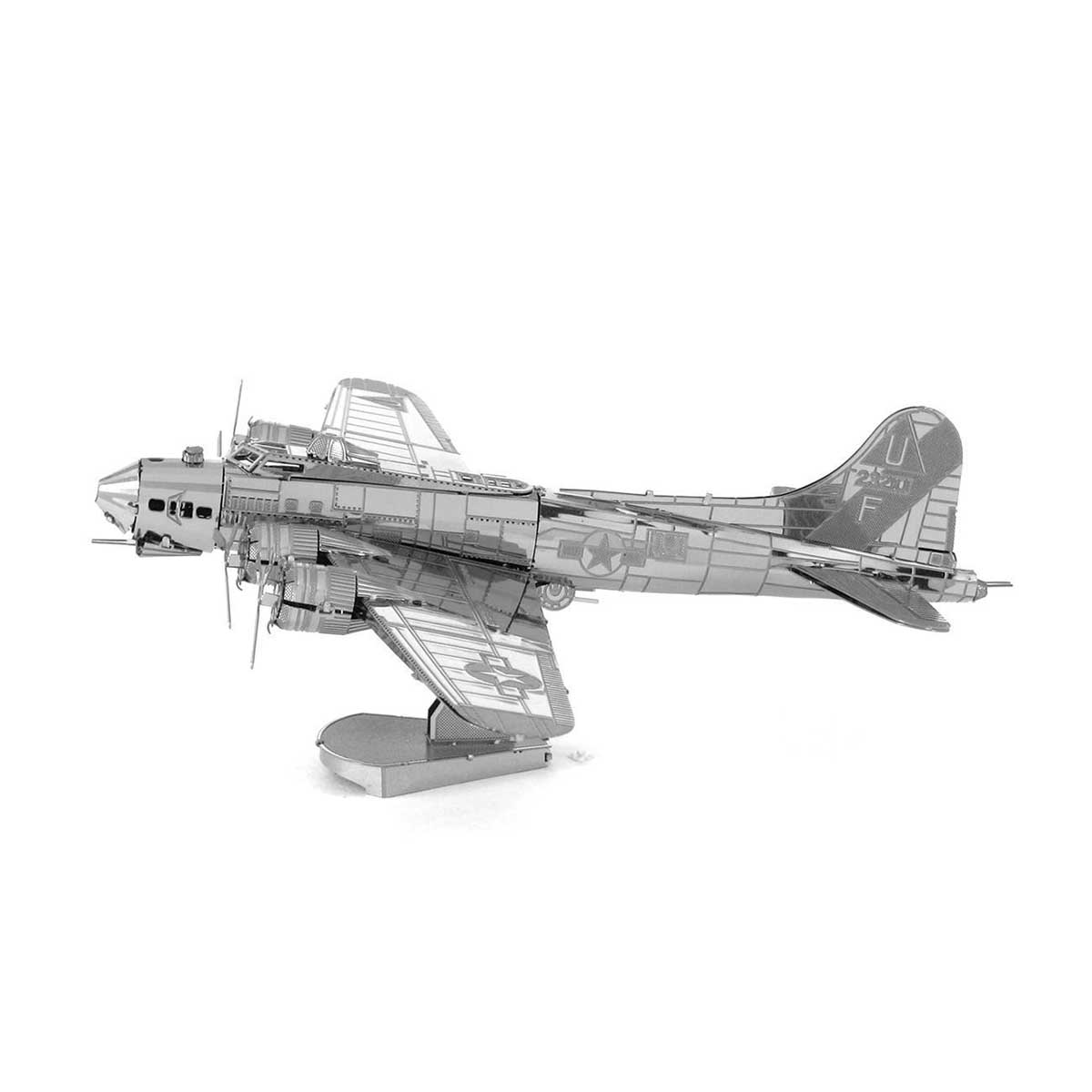 B-17 Flying Fortress Boeing plane Planes Metal Puzzles