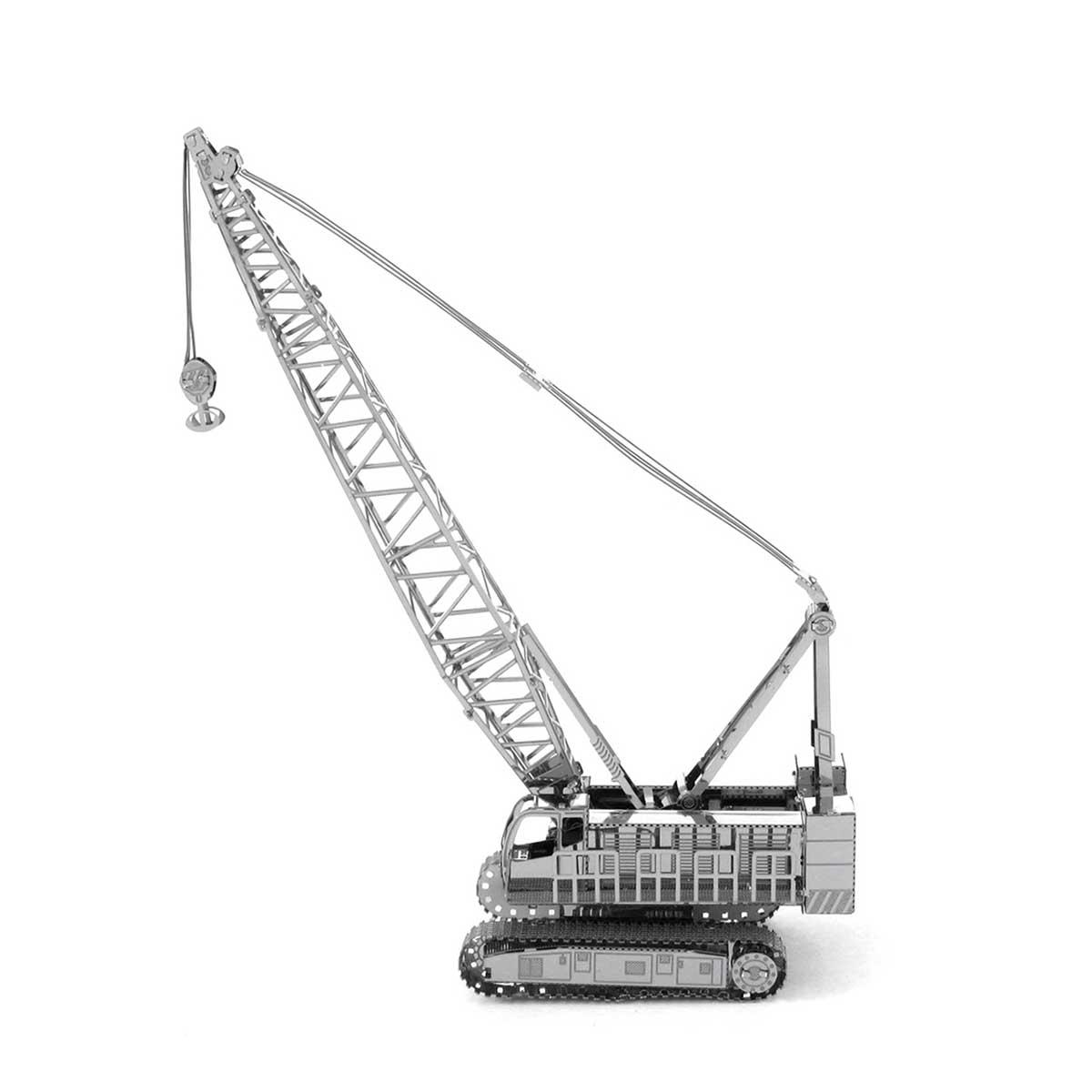 Crawler Crane Construction Metal Puzzles