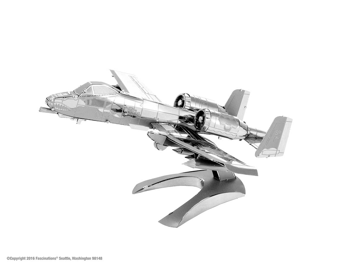 A-10 Warthog Planes 3D Puzzle