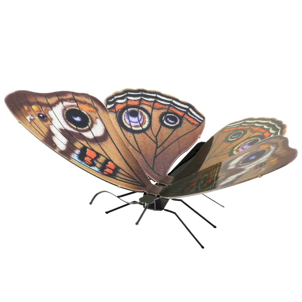 Buckeye Butterflies and Insects Metal Puzzles