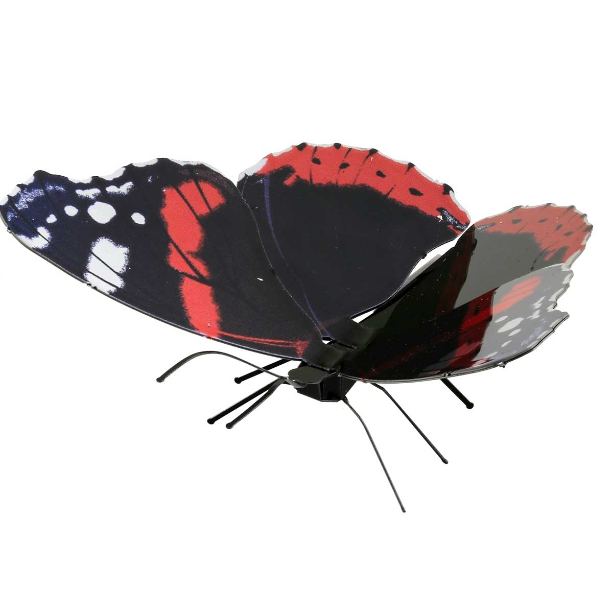 Red Admiral Butterflies and Insects 3D Puzzle