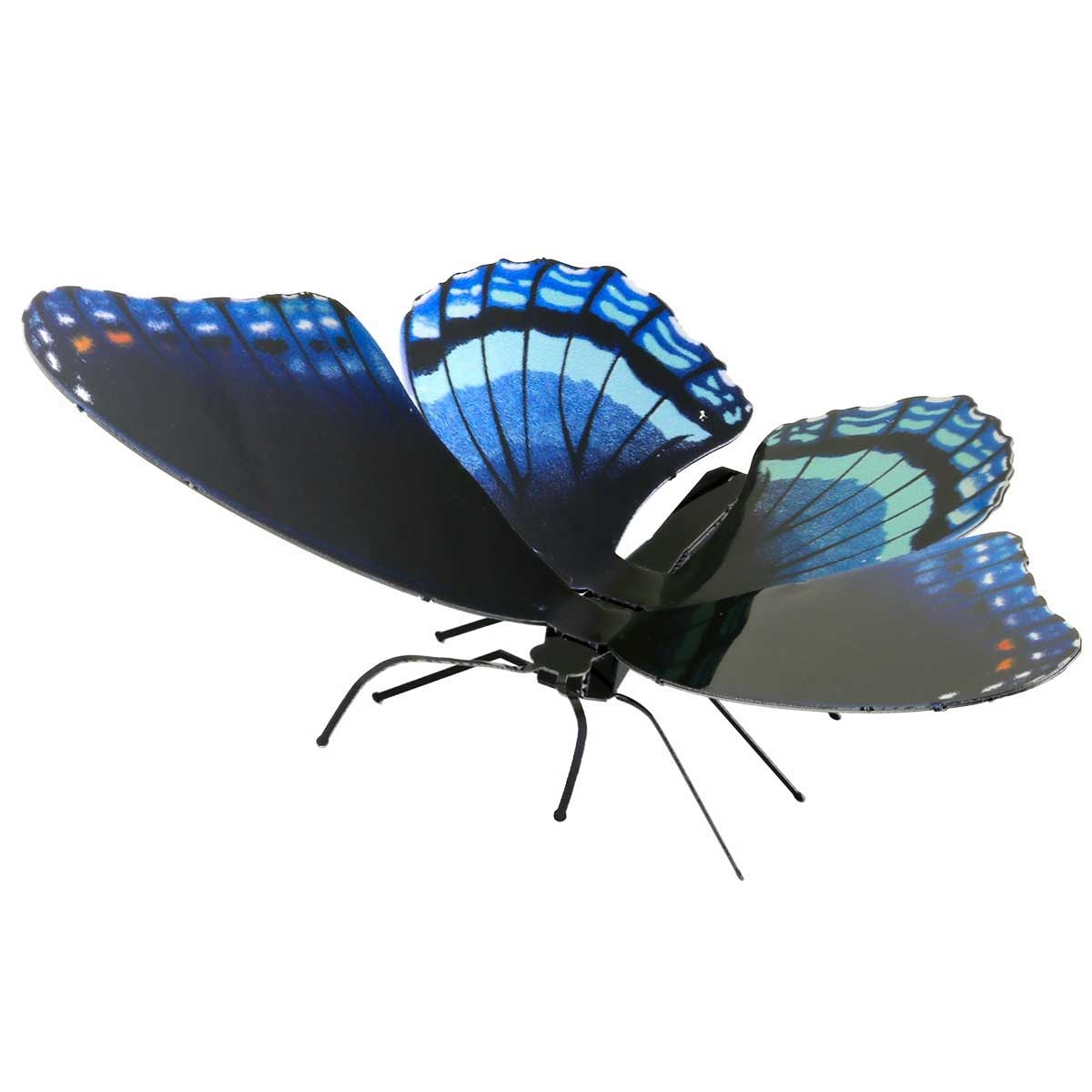 Red-Spotted Purple Butterflies and Insects 3D Puzzle