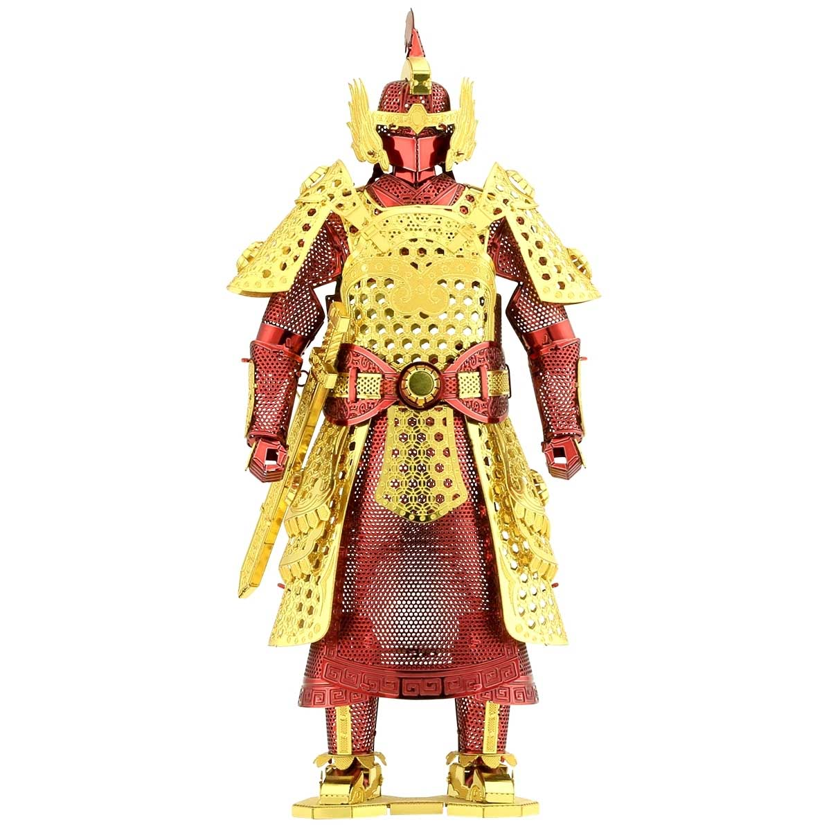 Chinese Ming Armor Military / Warfare 3D Puzzle