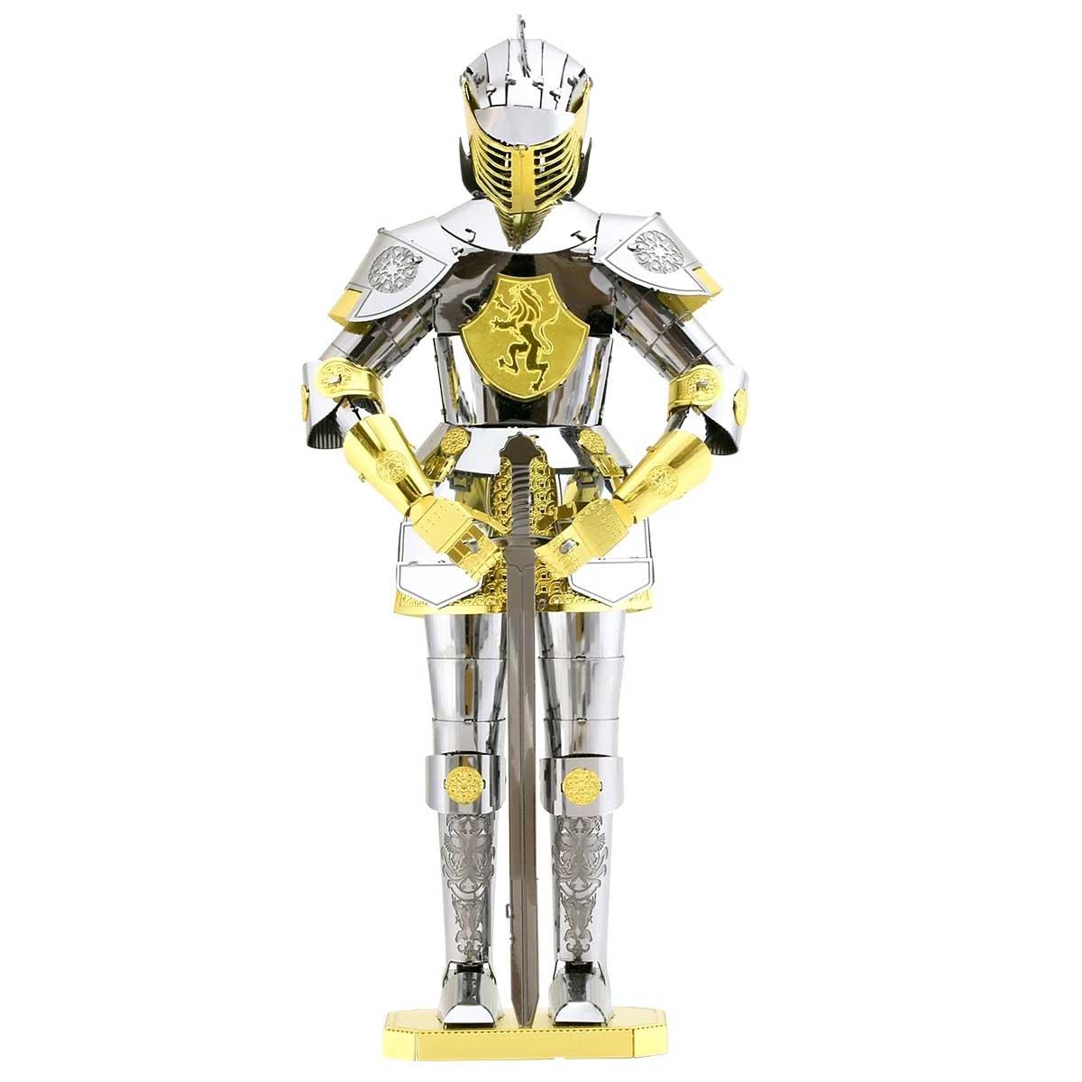 European Knight Armor Military / Warfare Metal Puzzles