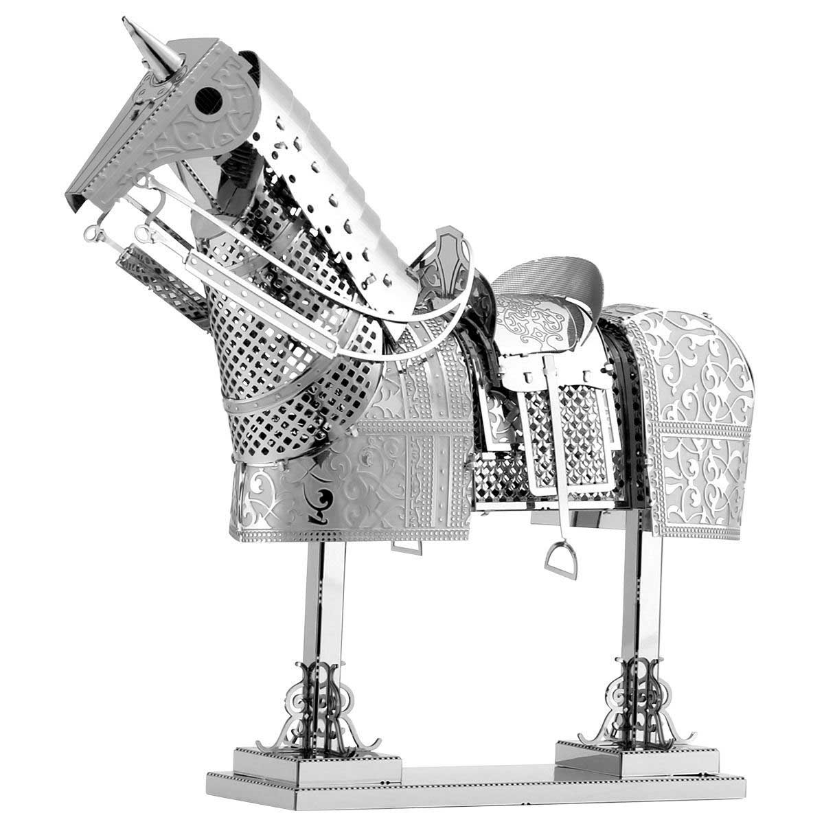 Horse Armor Horses Metal Puzzles