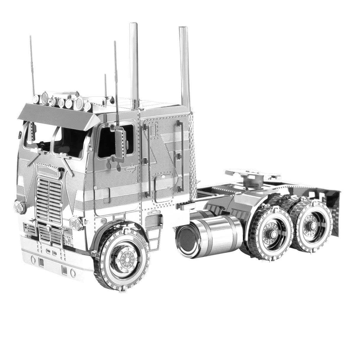 COE Truck Cars Metal Puzzles