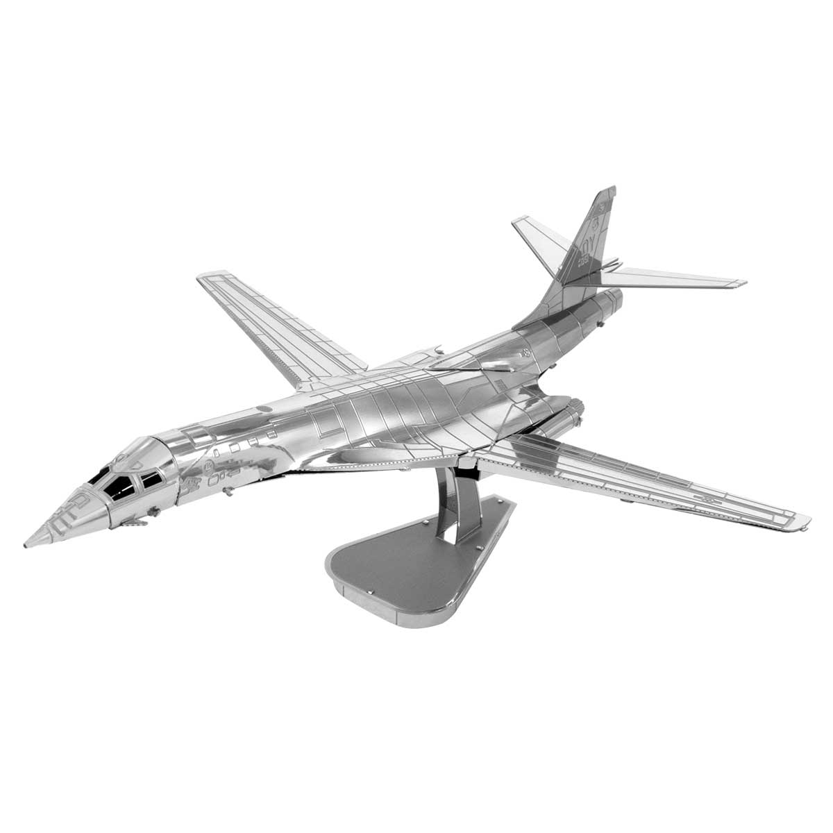 B-1 Lancer Planes Metal Puzzles