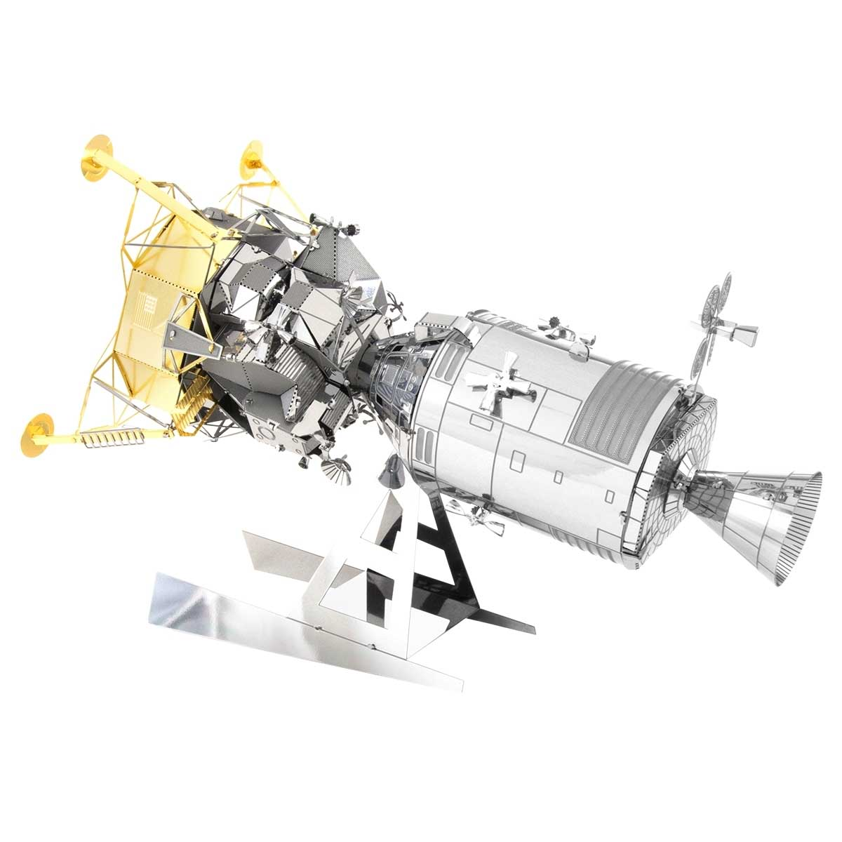 Apollo CSM with LM Space 3D Puzzle